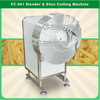 Potato Crisp Cutting Machine, Potato Shredding Machine, Potato Cutter