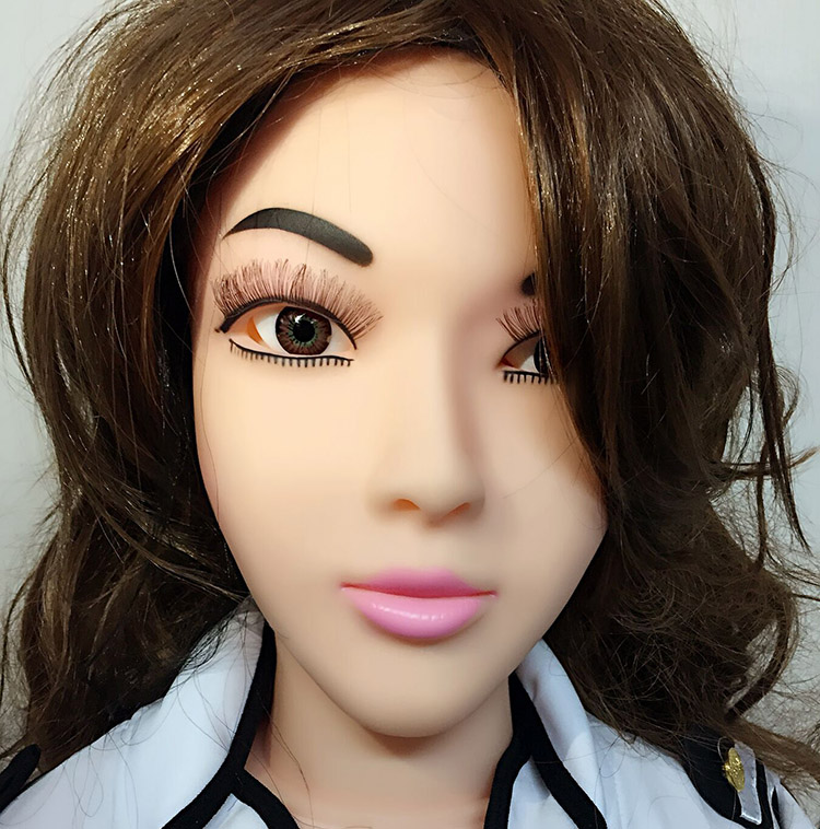 Customized professional japanese sex doll hairy vagina inflatable love doll for men