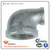 female cast iron screw soil cross joint galvanized pipe fitting