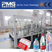 Complete water bottling production line / water filling machine
