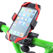 Wholesale price Universal 360 degree rotate mobile Phone Bike Mount Holder for Bicycle/Motorcycle Handlebar
