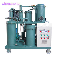 Black Waste Motor Engine Oil Recycling to Diesel Grade Oil Refining Machine