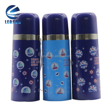 Classic blue Stainless Steel Double Walled Water Bottles
