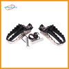 2014 hot sale cnc performance aluminum pedal motorcycle