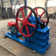 Small Stone Jaw Crusher Machine With diesel engine And Belts