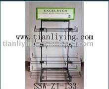 All kinds of metal carpet display rack