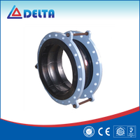Flexible Stainless Steel Exhaust Bellows Expansion Joint
