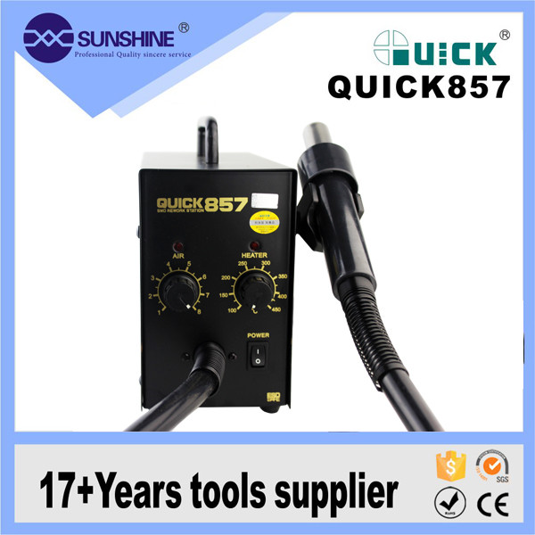 Low cost bga machine mobile phone repairing bga rework station Quick 857