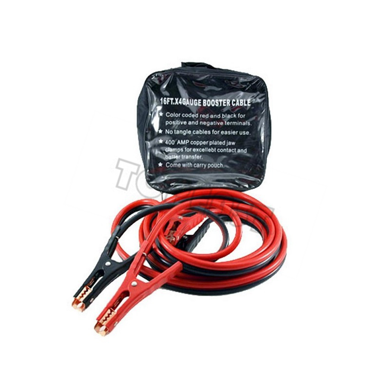 Jumper Battery 25 Ft Booster Jump Start Allows you to boost a battery from behind a vehicle!