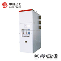 High Voltage Switchgear Electric Metering Cubicle PJ1-10