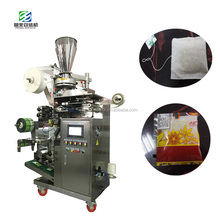 Full automatic filter paper small sachets tea bag pouch packing machine with envelop, paper bag making machine