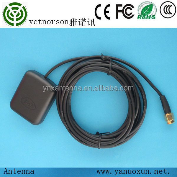2015 Hot sell GPS antenna normal design external navigation gps antenna factory price OEM available