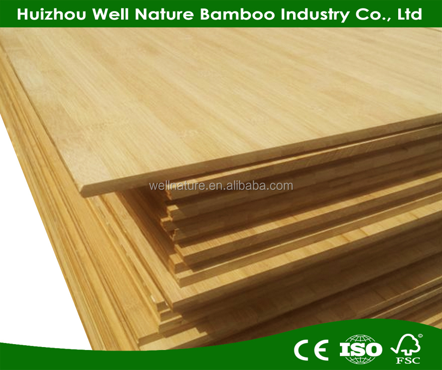 Bamboo plywood 3mm for furniture use nature bamboo plywood