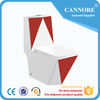 ceramic one piece toilet square toilet sanitary ware big size toilet