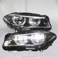 LED Head Light 2011-2015 assembly New Version SY For BMW F10 F18 520 525 530 535i