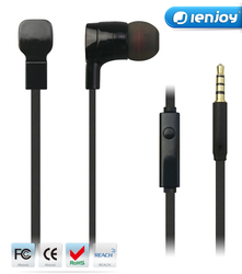2016 Latest design CE ROHS stereo psp mp3 in ear headphones
