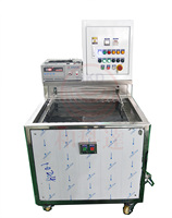 single tank ultrasonic cleaner for lorry parts