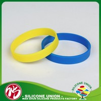 Cheapest advertising promotion silicone event item reusable wristbands