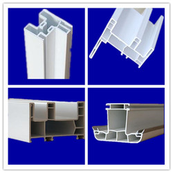 Made in China sliding pvc profile for window sash