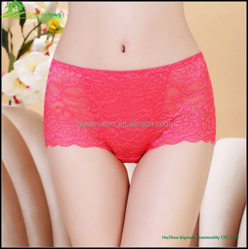 Latest panty designs women girl underwear panty models panty women pictures wholesale china factory