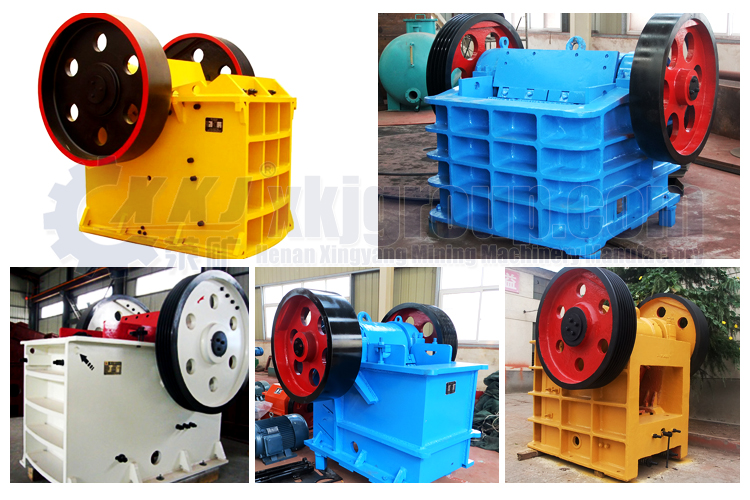 PEX Series Ore Fine Jaw Crusher For Gold Mining