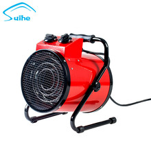 3kw portable Industrial electrical fan heater, air dryers patio heaters for greenhouse , farming