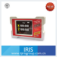 Digital display inclinometer using the micro-mechanical control principle for industy angle controling and measuring