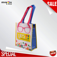 2015 New Design Printing Lovely Shopping PP Non Woven bag