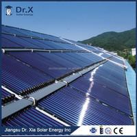 Domestic Solar Water Heater 200L sun water heater heat pipe solar collector