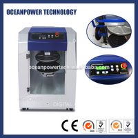 Easy operation&maintenance paint mixer / color mixing machine for different canister shapes