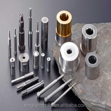 High precision tungsten carbide mold component for press dies