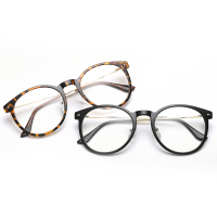 Italy Design New Model Trendy Popular Prescription Round Spectacles Eyewear Optical Glasses Frames