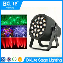 BKLITE DMX512 stage effect show lighting dj flame dmx bee eye led par light