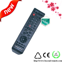 waterproof universal led tv remote control manual with best abs materials