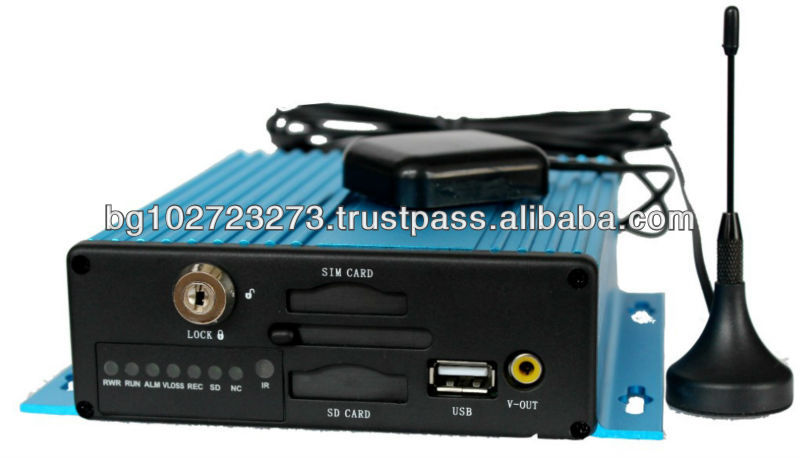 Economical 3G GPS Mini SD mobile DVR