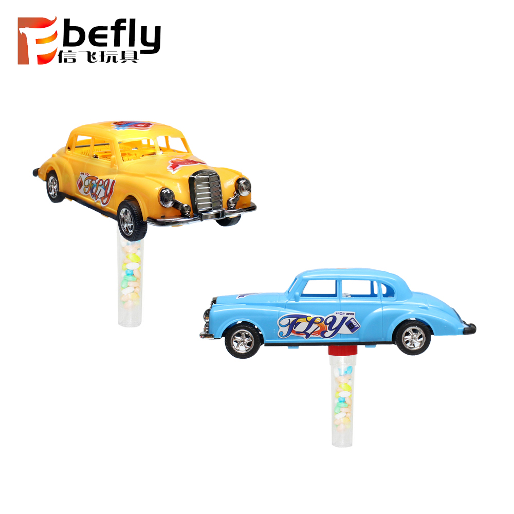 Children friction car shantou toy candy