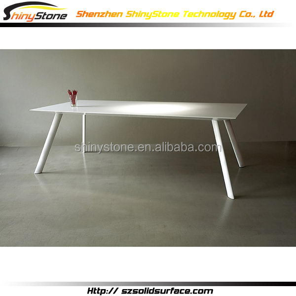 Fantastic hotel project artificial marble beijing office furniture