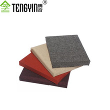 Asia market clothing acoustic wall panels for theatre decoration