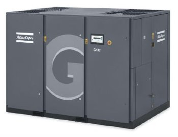 Atlas Copco / G 110-250: Oil-injected rotary screw compressor, 110-250 kW / 150-370 hp
