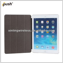 Stand PU Leather For Ipad Air Case Smart Cover Case For Ipad With Back Cover