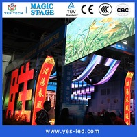 easy to integrate products concert live video show indoor led display