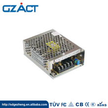 110V/220V Input Power Supplies LED Constant Voltage 60W 12V 5A Switching Power Supply