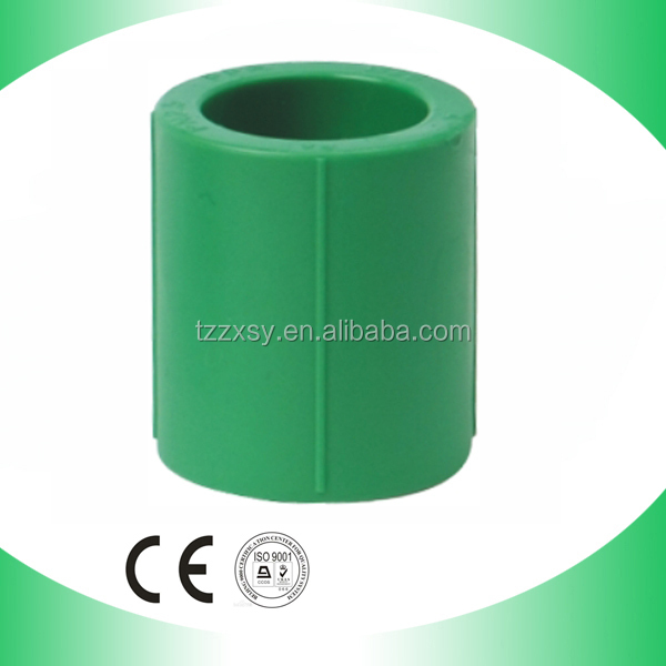 Injection Molding Machine Pipe Fittings PPR Flexible Coupling