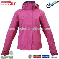 functional active softshell jacket wear