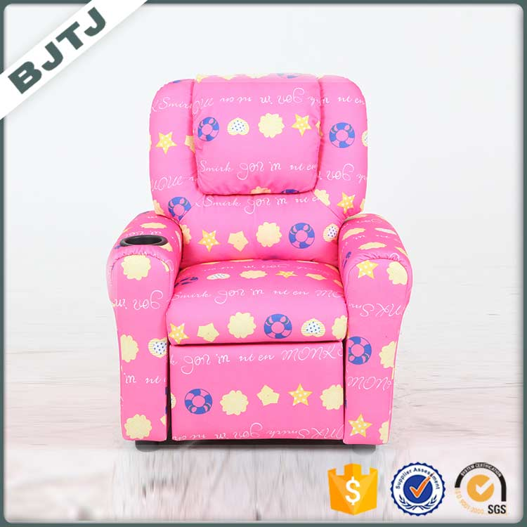 BJTJ Pvc inflatable children chair lovely kids relax violet sofa 70217