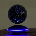 Plastic+ABS Material led lighting levitation world globe