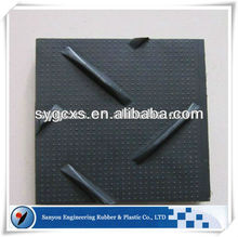 Very Durable HDPE ground protection plastic mat 20mm thick plastic board