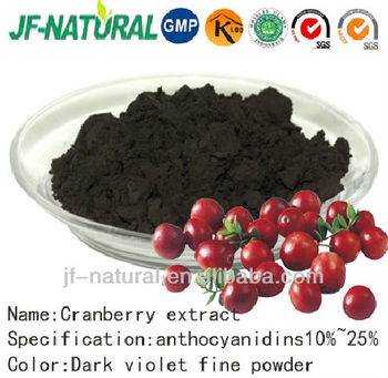 cranberry extract Proanthocyanidins 50%