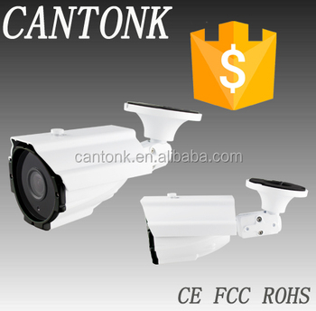 CCTV 2MP Sony CMOS Sensor IP Network Camera Home Surveillance with 2.8~12mm Motor Zoom Auto Focus Lens