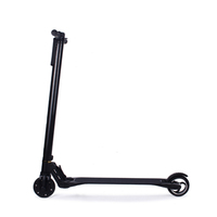 New Products 23km/h hub motor wheel electric scooter adult folding Invisible batteries